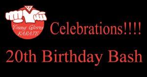 20th Birthday Bash!