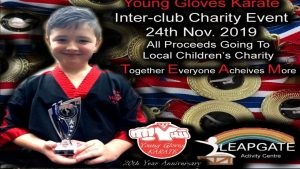 Young Gloves Annual Charity Event