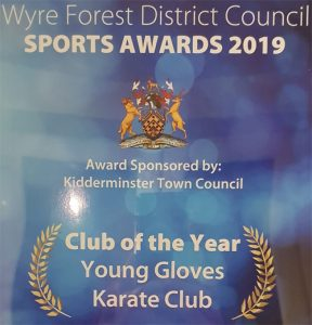 Wyre Forest Sports Club Of The Year