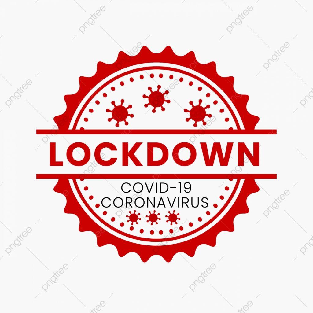 Covid Lockdown Nov.